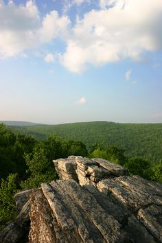 Heart of the Catoctin Mountains (Frederick County, MD). Photo by Kai Hagen Photography.
