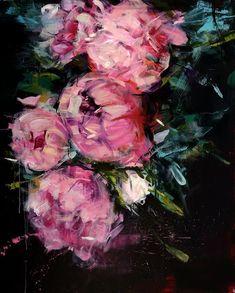 Картины Кармело Бландино (Carmelo Blandino) выполнены мастихином