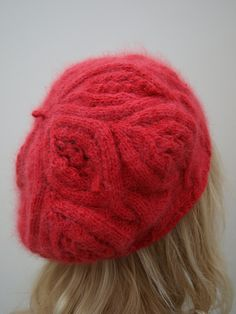 Rose Red - Ysolda Teague.  I could (and have) make this again and again and again