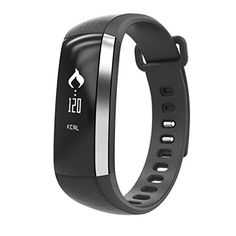 wrist heart rate blood pressure blood oxygen monitor bluetooth sports smartwatch pedometer daily mileage motion meter energy comsumption sleeping monitor tired monitor smart bracelet black -- More info could be found at the image url.