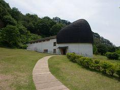 """NEMUNOKI Children's Museum of Art """"DONGURI"""""""