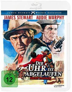Ein Film mit Staraufgebot: Die Westernlegenden James Stewart und Audie Murphy treten in den Hauptrollen gegeneinander an. Das Drehbuch schrieb kein geringerer als Borden Chase, der unter anderem auch die Skripte zu den Meisterwerken RED RIVER (1948) und WINCHESTER '73 (1950) schrieb. #Kritik #Review #Western