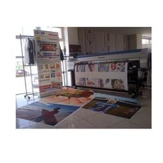 Sublimation Transfer Paper with Dye Sublimation Printing (1)