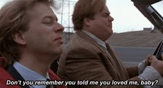funny chris farley david spade tommy boy trending on via Tv Quotes, Movie Quotes, Random Quotes, Qoutes, Chris Farley Gif, Chris Farley Quotes, Singing In The Car, Funny Boy, Funny Shit
