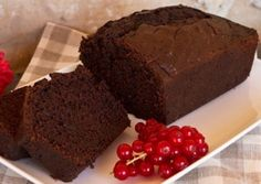 Chocolate Yogurt Loaf
