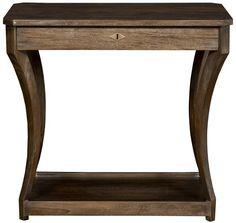Vanguard Furniture: 8522E-CV - Belen (Side Table)