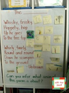 Inferences / Visualizing 1st Grade