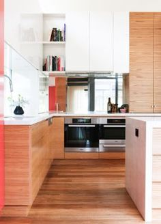 Hawthorn Residence by Doherty Lynch.