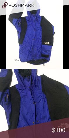 Vintage The North Face Gore Tex Jacket Good codndition! The North Face Jackets & Coats Raincoats
