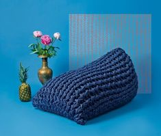 Layer your living space with cozy accessories — made to order or made by you.