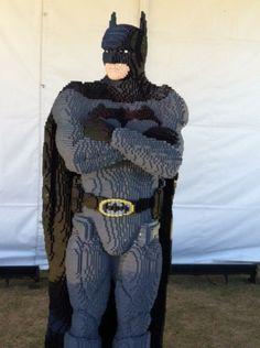 Batman  - Lego Style - SDDC 2013