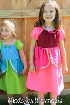 Anastasia Cinderella's Step Sister Dress by madeformermaids, $42.00