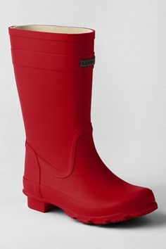 Toddler Wellie Boots...on sale 19.99 at Lands End