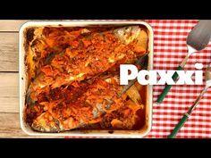 Λαβράκι στο φούρνο - Paxxi 1min C119 - YouTube
