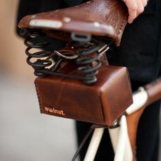 Box saddle bag // Cyclism Japan