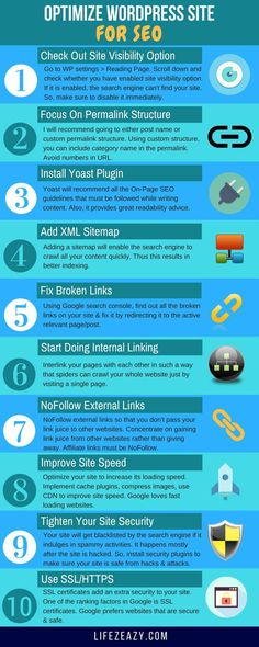 If you want to optimize Wordpress site for SEO, check out these 10 steps to make your site SEO friendly.