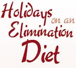 Holidays on an Elimination Diet