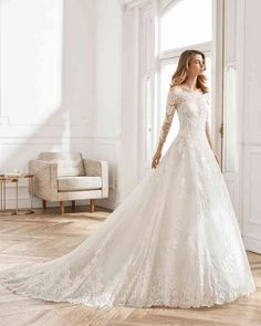 Hijab Wedding Dresses, Bridal Dresses, Wedding Gowns, Lace Wedding, Lace Bride, Sincerity Bridal, Tomy Mariage, Aire Barcelona Wedding Dresses, White Gown Dress