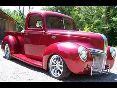 ▶ 1941 Ford Pick Up Street Rod - YouTube