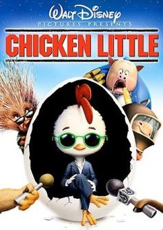 Chicken Little [DVD]
