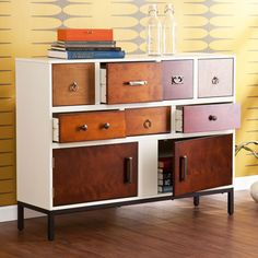 Tasteful Disarray Dresser | dotandbo.com
