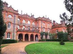 THE ENGLISH COUNTRY HOUSE: Hughenden Manor, Buckinghamshire
