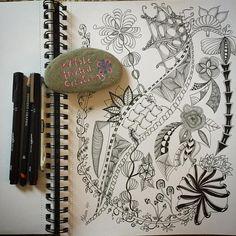 Hiding from the rain, finishing one of my #workinprogress #art #artoftheday #arttherapy #blackandwhite #brainyoga #beautiful_mandalas #doodle #derwent #drawing #doodlegalaxy #freehand #hearttangles #handdrawn #inktober #instaart #mandalala #mandalazen #monochrome #mandalazentangle #potpourriofartists @potpourriofartists #tangle #ZIA #zenart #zendoodle #Zentangle #zentanglersofinstagram #wholeheartedcreations