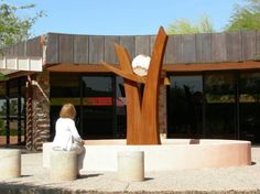 : ESTRELLA : Welde Steel And Stone Commission piece for Sun City commercial property. © 2010