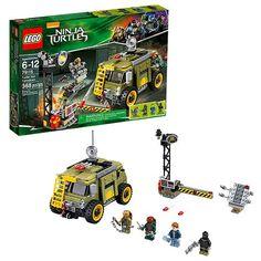 Entertainment Earth Update - LEGO Teenage Mutant Ninja Turtles 79115 Turtle Van Takedown http://www.toyhypeusa.com/2014/07/08/entertainment-earth-update-lego-teenage-mutant-ninja-turtles-79115-turtle-van-takedown/ #TMNTMovie #TMNT