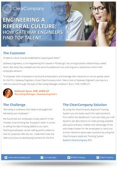 Find out how you can engineer a referral culture:   #Culture #HR #Referrals