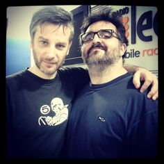 Muchas gracias GUSTAVO SALA, por tu visita a #CalorFrio #Comic #Comedy #Rock