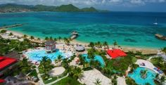 Sandals Grande St Lucian #allinclusive couples-only resort