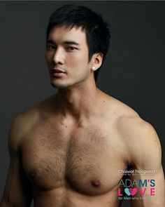 TOUCHE MAGZ - Gay Indonesia: Heartrob : Tob Chaiwat Thongsan
