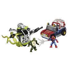 sdj Mega Bloks The Amazing Spider-Man - Bridge Showdown (91346)