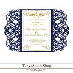 La famille Elenga et la famille Boungou Modern Wedding Invitation Wording, Cricut Wedding Invitations, Wedding Invitation Templates, Invitation Cards, Laser Paper, Wedding Silhouette, Wedding Etiquette, Pop Up Cards, Paper Cutting