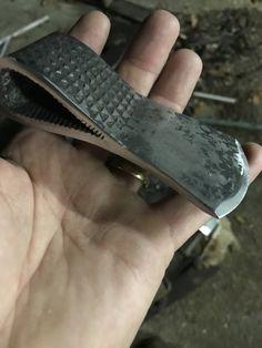 Forge welded rasp