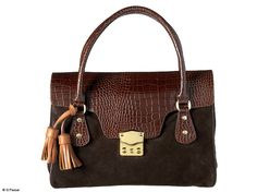 Mode guide shopping tendance look sac dame mellow yellow