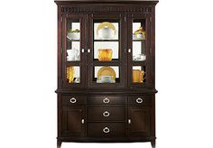 Porzellanschrank House ideas Kim D Porzellanschrank Crockery Cabinet, China Cabinet Display, Cabinet Decor, Crockery Units, Cabinet Ideas, Affordable Furniture Stores, Dining Room Hutch, Cabinets For Sale, House Ideas