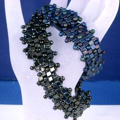 beading patterns with lentil beads - Google Search