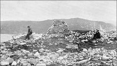 The Ruins of Fort Royal (Castle Hill) in the Date: 1850 Location: Placentia, Newfoundland Miss You Daddy, Newfoundland And Labrador, The Province, Nature Scenes, Far Away, New England, Natural Beauty, Castle, Canada