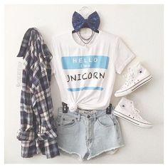 Hello my name is unicorn shirt