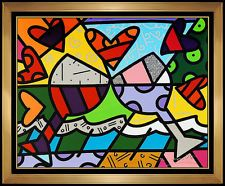 Image result for IMAGES WINE CUPS  ROMERO BRITTO ART