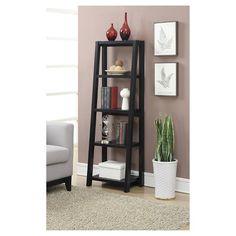 Target Book Shelf 5 shelf bookcase - sauder® : target   realistic apartment