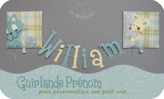 this is a banner with a cat and mouse applique but it would work well for a quilt or other items as well