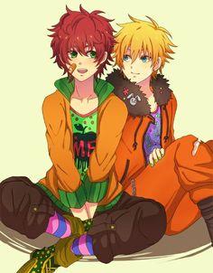 Kyle y Kenny