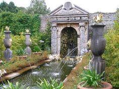 gardens of Arundel Castle