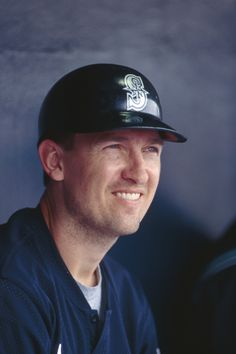 John Olerud, Mariners First Baseman, 2001-2004