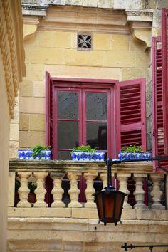 Mdina, Malta The beautiful colors!