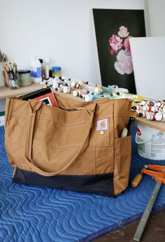 Legacy East West Tote
