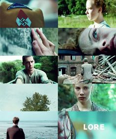 Scenes from Lore an amazing film about a German girl and Jewish man